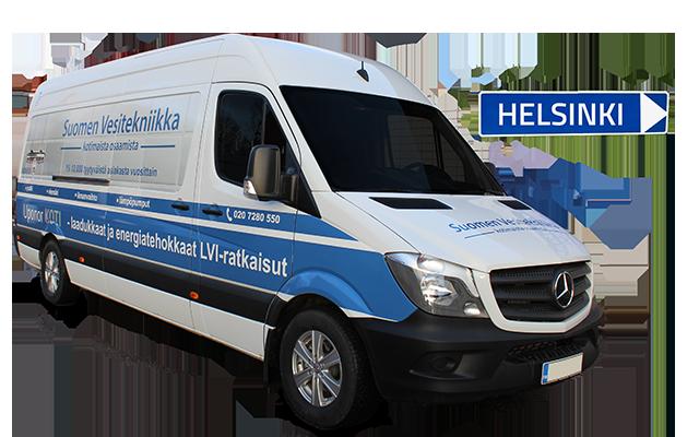 Ilmanvaihtokanavien puhdistus Helsinki